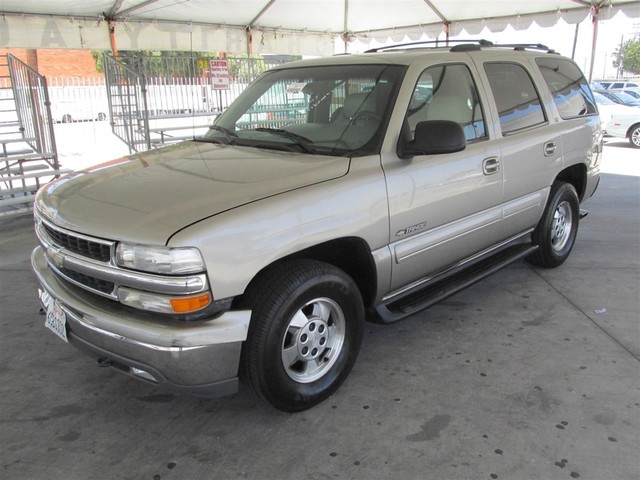 2001 Chevrolet Tahoe LT This particular Vehicles true mileage is unknown TMU Please call or e-