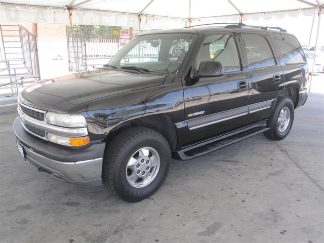 2001 Chevrolet Tahoe LT This particular Vehicle comes with 3rd Row Seat Please call or e-mail to