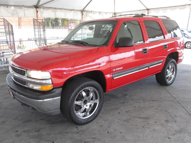 2001 Chevrolet Tahoe LS Please call or e-mail to check availability All of our vehicles are ava