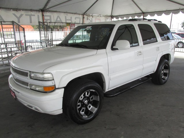 2001 Chevrolet Tahoe LS This particular Vehicle comes with 3rd Row Seat Please call or e-mail to