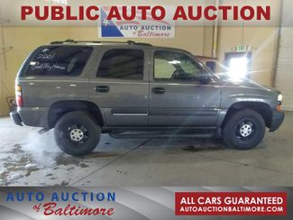 2001 Chevrolet Tahoe LS | JOPPA, MD | Auto Auction of Baltimore  in Joppa MD