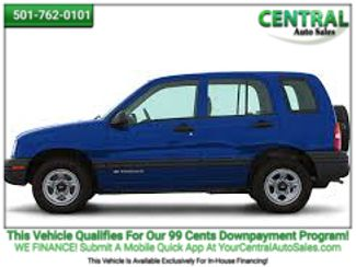 2001 Chevrolet Tracker Base | Hot Springs, AR | Central Auto Sales in Hot Springs AR