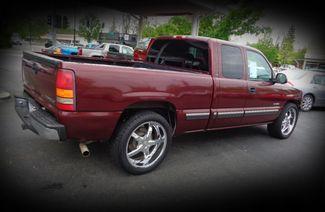 2001 Chevy Silverado 1500 LS Extended Cab Chico, CA 2