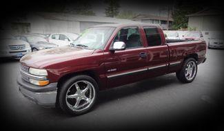 2001 Chevy Silverado 1500 LS Extended Cab Chico, CA 3
