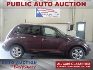 2001 Chrysler PT Cruiser  | JOPPA, MD | Auto Auction of Baltimore  in Joppa MD
