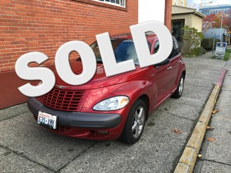 2001 Chrysler PT Cruiser Limited Edition Local 1 Owner Always  Garaged Loaded With Options Very Nice! Seattle, Washington