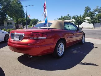 2001 Chrysler Sebring LXi Chico, CA 2