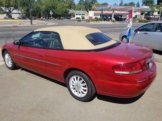 2001 Chrysler Sebring LXi Chico, CA 4
