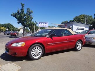 2001 Chrysler Sebring LXi Chico, CA 5