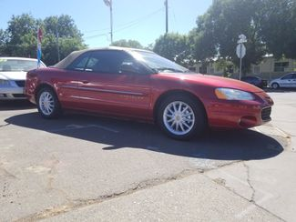 2001 Chrysler Sebring LXi Chico, CA