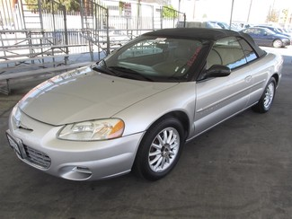 2001 Chrysler Sebring LX Gardena, California