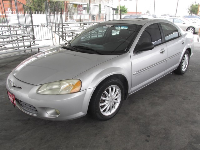 2001 Chrysler Sebring LXi Please call or e-mail to check availability All of our vehicles are a