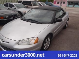 2001 Chrysler Sebring LX Lake Worth , Florida 1