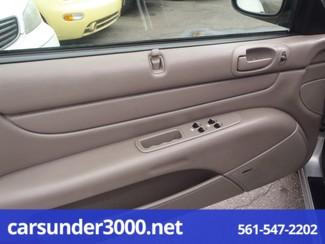 2001 Chrysler Sebring LX Lake Worth , Florida 6