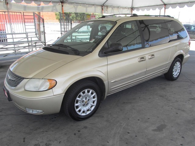 2001 Chrysler Town  Country LXi This particular Vehicle comes with 3rd Row Seat Please call or e