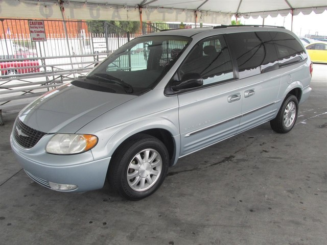 2001 Chrysler Town  Country LXi Please call or e-mail to check availability All of our vehicle