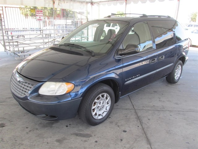 2001 Chrysler Voyager Base This particular Vehicle comes with 3rd Row Seat Please call or e-mail