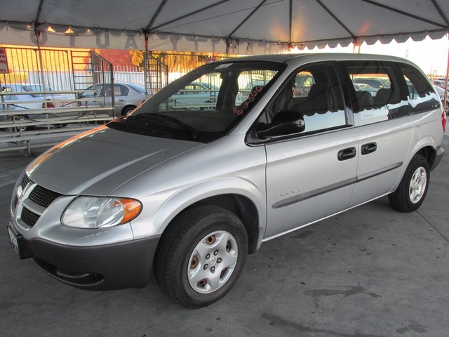 2001 Dodge Caravan SE Please call or e-mail to check availability All of our vehicles are availa