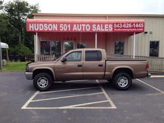 2001 Dodge Dakota Quad Cab 4WD | Myrtle Beach, South Carolina | Hudson Auto Sales in Myrtle Beach South Carolina