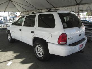 2001 Dodge Durango Gardena, California 1