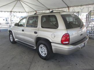 2001 Dodge Durango Gardena, California 1