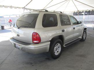 2001 Dodge Durango Gardena, California 2
