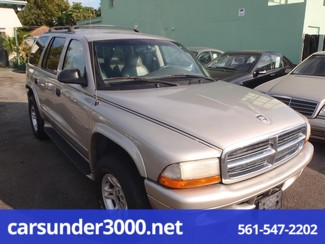 2001 Dodge Durango Lake Worth , Florida 1
