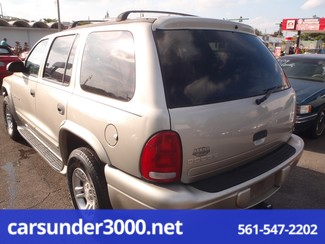 2001 Dodge Durango Lake Worth , Florida 3