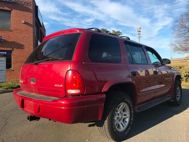 2001 Dodge Durango Sterling, Virginia 2