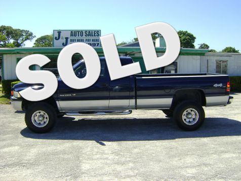 2001 Dodge Ram 2500 EXT CAB 4X4  in Fort Pierce, FL