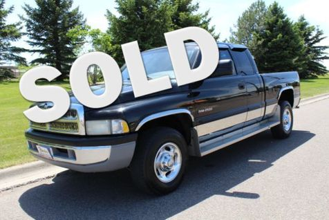2001 Dodge Ram 2500 Quad Cab Short Bed 2WD in Great Falls, MT