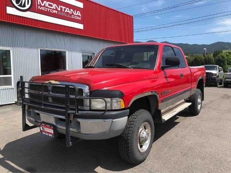 2001 Dodge Ram 2500 Short Bed in