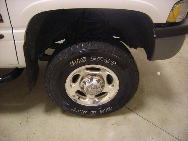 2001 Dodge Ram 2500 Roscoe, Illinois 25