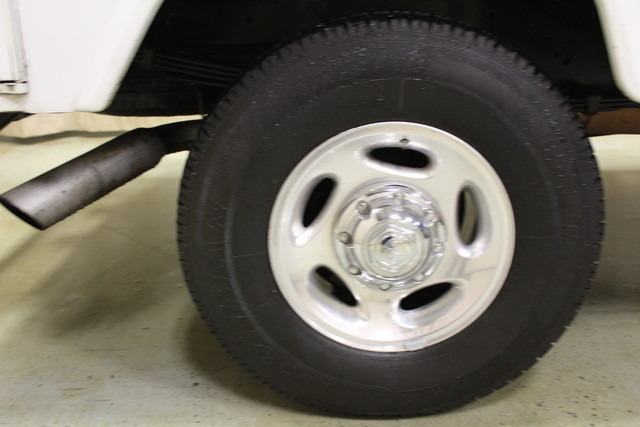 2001 Dodge Ram 2500 Utility truck Roscoe, Illinois 26