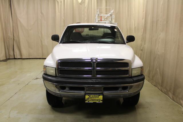 2001 Dodge Ram 2500 Utility truck Roscoe, Illinois 4