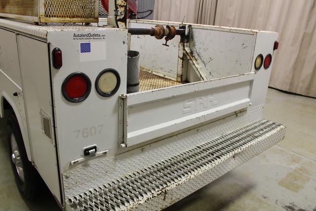 2001 Dodge Ram 2500 Utility truck Roscoe, Illinois 9