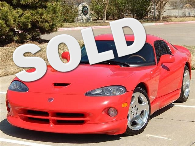 2001 Dodge Viper GTS Let me start by saying this VIPER is intense With only 41k miles and a histor