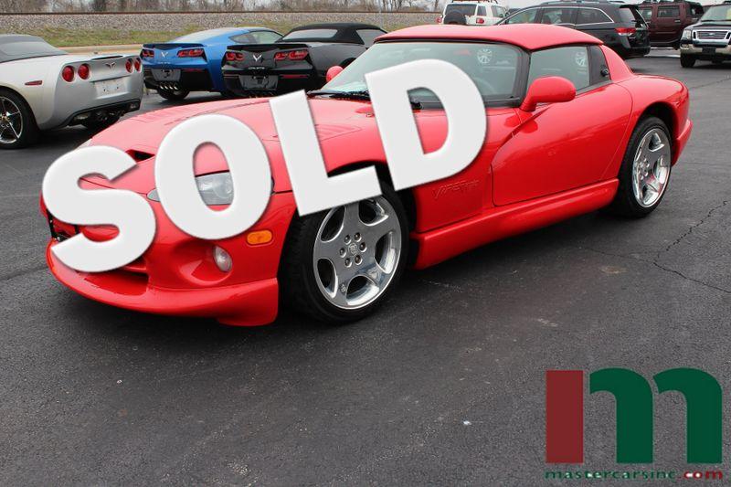 2001 Dodge Viper RT/10 | Granite City, Illinois | MasterCars Company Inc. in Granite City Illinois