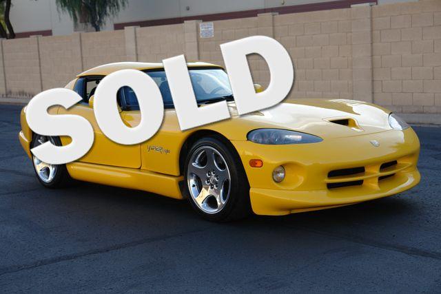 2001 Dodge Viper RT/10 Phoenix, AZ 0