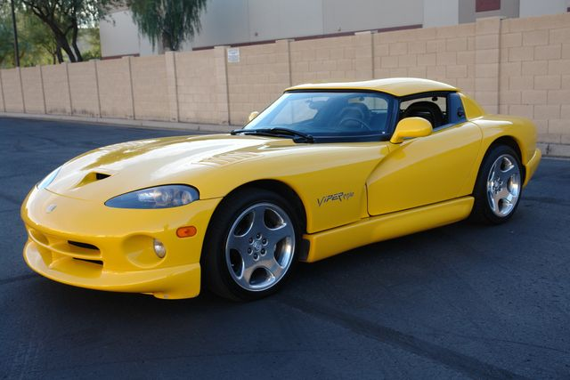2001 Dodge Viper RT/10 Phoenix, AZ 10