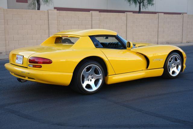 2001 Dodge Viper RT/10 Phoenix, AZ 2