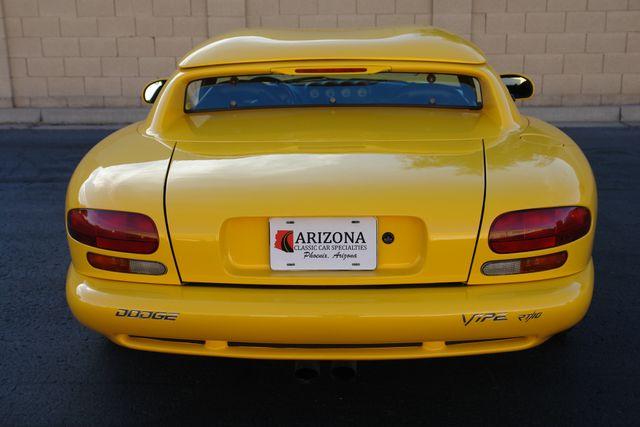 2001 Dodge Viper RT/10 Phoenix, AZ 21