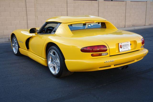 2001 Dodge Viper RT/10 Phoenix, AZ 23
