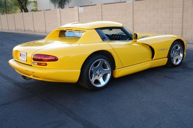 2001 Dodge Viper RT/10 Phoenix, AZ 24