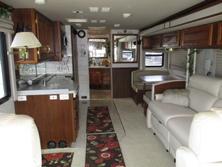 2001 Fleetwood Expedition 36T Diesel  city Florida  RV World of Hudson Inc  in Hudson, Florida