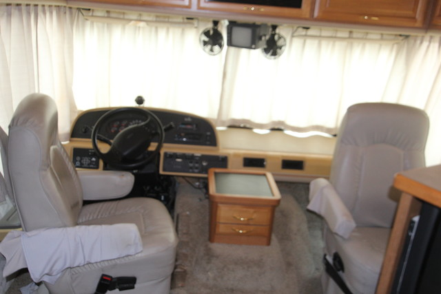 2001 Fleetwood Bounder San Antonio, Texas 50