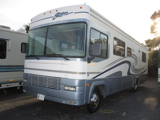 2001 Fleetwood Storm 30H in Hudson, Florida