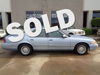 2001 Ford Crown Victoria LX | Plano, Texas | C3 Auto.com in Plano Texas