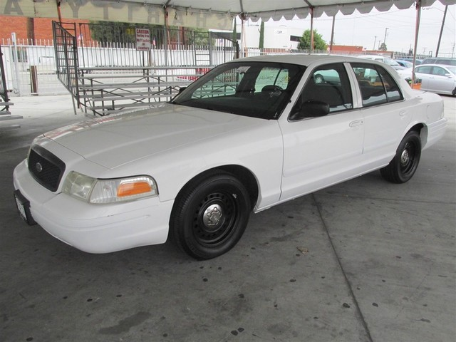 2001 Ford Crown Victoria Police Interceptor Please call or e-mail to check availability All of