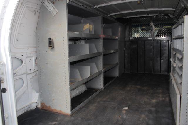 2001 Ford Econoline Cargo Van E350 RWD - RACKS & BINS - NEW TIRES! Mooresville , NC 26